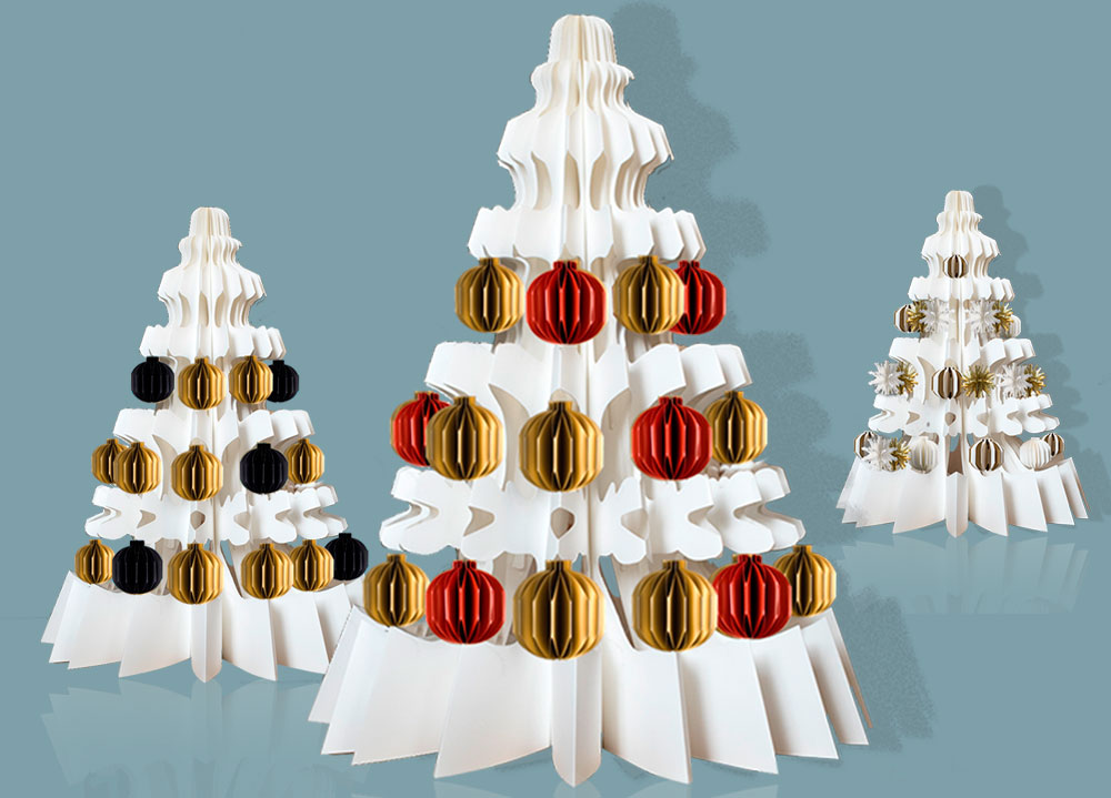 """One of the biggest our Etmono Deco products news – is the big size Christmas tree """"Lapland 115"""". This item is produced from white color plastic (flame ..."""